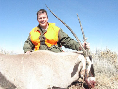 New Mexico Oryx Hunts