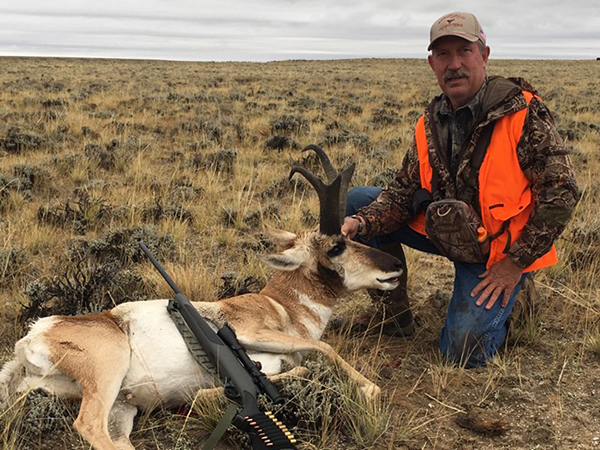 New Mexico Pronghorn Antelope